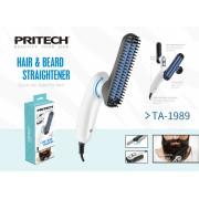 Выпрямитель для бороды   Pritech TA-1989