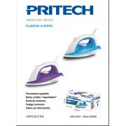 Утюг Pritech KB-070