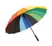 Зонт трость Rainbow Радуга 68 см. (Rainbow)