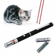 Лазерная указка Green Laser Pointer YYC03-2 1 насадка (Черный)