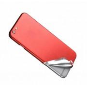 Защитная пленка на заднюю панель для iPhone 7 Plus (красный)