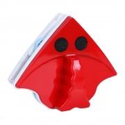 Магнитная щётка для окон Double-side glass cleaner Porcelain (Красный)