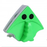 Магнитная щётка для окон Double-side glass cleaner Porcelain (Зеленый)