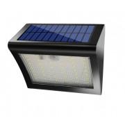 Инфракрасный датчик движения Solar Energy Induction lamp  (Черный)