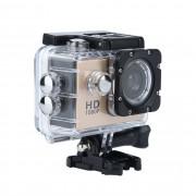 Экшн камера Sports Cam Full HD 1080p (Бежевый)