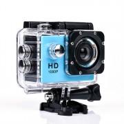Экшн камера Sports Cam Full HD 1080p (Синий)