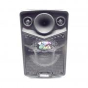Колонка Bluetooth уличная с микрофоном  QM-K15 (Черный)