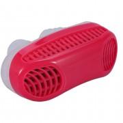 Устройство от храпа Anti Snoring & Air Purifier 2 в 1 (Красный)
