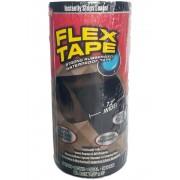 Cверхсильная клейкая лента Flex Tape 18х150 см (Черный)