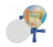 Набор ракеток для пляжного тенниса Summer Holidays (Синий)