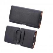 Защитный чехол-кобура на пояс для IPhone 5.5 (Черный)
