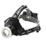 Налобный фонарь Zoom Headlights (Черный)
