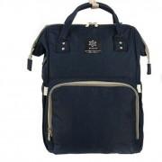 Сумка - рюкзак для мамы Baby Mo Premium (Черный)
