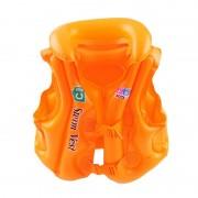 Жилет детский Swimming vest JL-003 (C) размер S (Оранжевый)