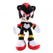 Мягкая игрушка Соник Ёж Шэдоу 25 см (Черный)