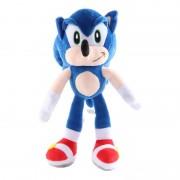 Мягкая игрушка Соник Ежик 25 см (Синий)