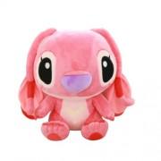 Мягкая игрушка Стич 35 см (Розовый)
