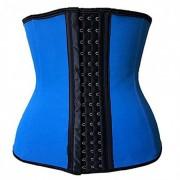 Утягивающий корсет для похудения Sculpting Clothes RZ-266, размер M (Синий)