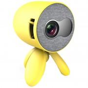 LED проектор YG-221 (Желтый)