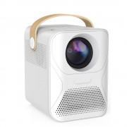 Портативный мини проектор Led Projector X6 (Белый)