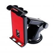 Автомобильный держатель Moble phone Holder FL-43 (Черно-красный)