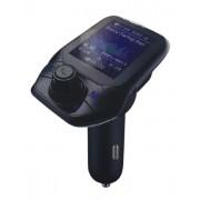 FM-трансмиттер Bluetooth Multifunction Wireless Car MP3 Player (Черный)