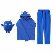 Детский костюм Монстр 021-1, размер 122 (Синий)