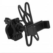Универсальный держатель на руль велосипеда для GPS Mobile MP3 MP4 (Черный)