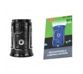 Кемпинговый фонарь Rechargeable Camping Lantern MH-5800T (Черный)