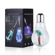 Увлажнитель воздуха Bulb Humidifier (Серебристый)