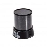 Проектор звездного неба Star Master (Черный)
