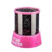 Проектор звездного неба Star Master (Розовый)
