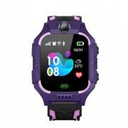 Умные часы Smart Watch Q88/X2 (Фиолетово-розовый)