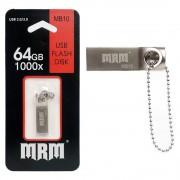 Флешка USB-А MRM MB10 64GB (Серый)