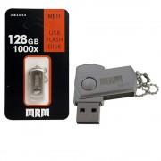 Флешка USB-А MRM MB11 128GB (Серый)