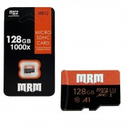 Карта памяти microSD MRM MB11 128G Class10 (Черный)