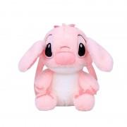 Плюшевый рюкзак Стич 25 см (Розовый)