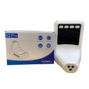 Бесконтактный инфракрасный термометр K3 Pro 4 кнопки (Белый)