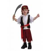 Карнавальный костюм Маленький пират размер S