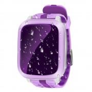 Умные детские часы с телефоном и GPS трекером Smart Watch X3 (Розовый)