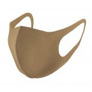 Неопреновая многоразовая маска Fashion Mask (Бежевый)
