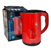 Электрический чайник Haeger HG-7835 2.5 л (Красный)