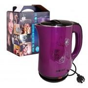 Электрический чайник Haeger HG-7852 2.5 л (Фиолетовый)