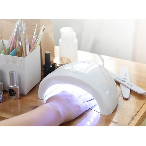 УФ-лампа UV-LED SUNone 48 Вт (Белый)