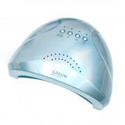 УФ-лампа UV-LED SUNone 48 Вт (Зеркально-голубой)