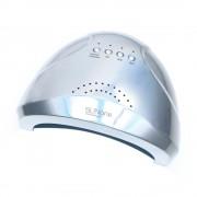 УФ-лампа UV-LED SUNone 48 Вт (Зеркальное серебро)