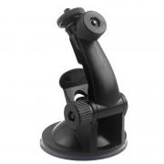 Автомобильный держатель для камеры sjcam на присоске (Черный)