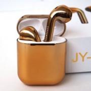 Bluetooth наушники JY-01 золотые