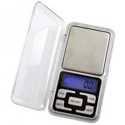 Электронные карманные весы Pocket Scale MH-500 (0,1г/500 г)