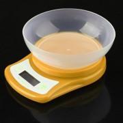 Электронные весы Electronic Kitchen Scale (желтыйй)